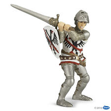 Knight You Guesclin 10 cm Knight WORLD PAPO 39794