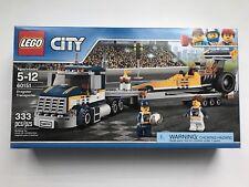 LEGO City Dragster Transporter Truck 60151 - New Sealed