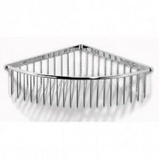 Samuel Heath N151/GXL.CP Extra Large Deep Corner Basket in Chrome