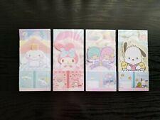 25pcs Kawaii Sanrio Folding Memo Sheet Mini Treat Bag Set