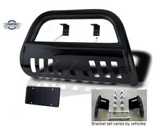02-06 Honda CRV Bull Bar Guard Push 2002-2006 Black Bumper Grill
