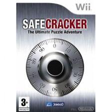 Safecracker: The Ultimate Puzzle Adventure (Nintendo Wii, 2009) - European Version