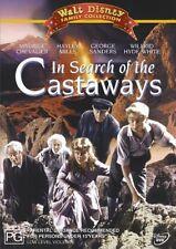 Disney in Search of The Castaways Haley Mills  Region 4 DVD EX Condition