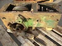 Getriebe + Differential Schaltgetriebe Hela Lanz Aulendorf D 415 Traktor