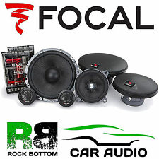 "Focal 165A3 ACCESS A3 6.5"" 17cm 160 Watts Component Car Stereo Speakers Pair"