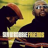 Friends  Sly & Robbie  Audio CD