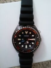 New Seiko SUN023P1 PROSPEX Kinetic GMT 200M Diver's Watch! Free shipping!