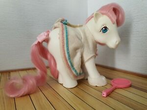 Sundance Hasbro G1 Vintage My Little Pony With Tennis Outfit