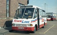 YORKSHIRE TRACTION E559AWF 6x4 Quality Bus Photo