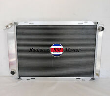 ALUMINUM RADIATOR FOR 1979-1993 Ford Mustang  5.0L V8 3ROW 1980 1985 1990 1991