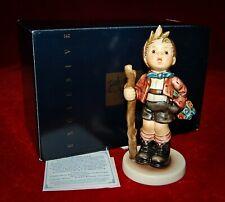 "Hummel ""Country Suitor"" #760 Tmk7 1990s Reg.195$ Adorable Figurine Mib!"