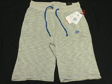 NWT NEW Mens Enyce Sean Combs Contrast Terry Sweat Shorts Grey Urban Size L M744