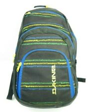 DAKINE Campus Backpack School Bag Laptop Compartment Black Blue Green Yellow
