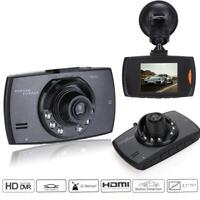 1080P Car DVR Video Recorder Dash Cam Night Vision Digital Camcorder Wide Angle