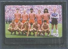 PANINI EURO 2008- #531-NEDERLAND-HOLLAND 1988 TEAM PHOTO-SILVER FOIL