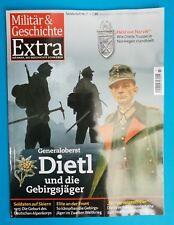 Militär & Geschichte Extra Sonderheft Nr.7  2018 Dietl ungelesen 1A abs. TOP