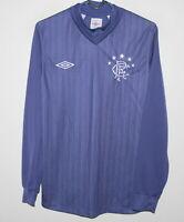 Glasgow Rangers Scotland goalkeeper shirt 11/12 #1 Umbro Size S