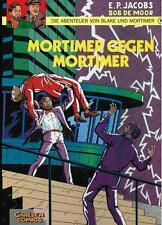 Abenteuer von Blake und Mortimer 9, Carlsen