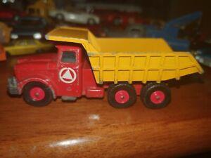 Matchbox King Size Scammell Tipper Truck