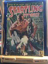 Startling Stories July 1942 Pulp Magazine