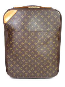 Louis Vuitton Pegas 50 Monogram Carry Bag M23251 Brown lb2697