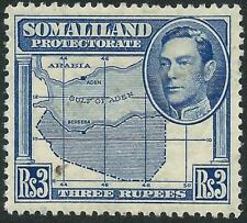 SOMALILAND - 1938 KGVI 3R 'BLUE' MNH SG103 Cv £25 [9544]