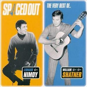 LEONARD NIMOY - SPACED OUT: THE BEST OF LEONARD NIMOY AND WILLIAM SHATNER USED -