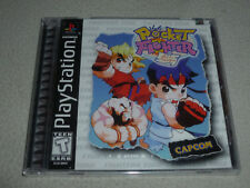 FACTORY SEALED BRAND NEW PLAYSTATION PS1 VIDEO GAME POCKET FIGHTER CAPCOM NFS >>