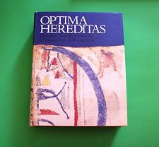 Optima Hereditas - 1^ Ed.Credito Italiano 1992 Collana Antica Madre Scheiwiller