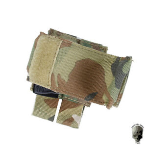 TMC Tactical Rifle Catch Molle Open fixed Waist Belt Bandage Hunting Army Camo