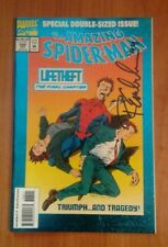 Amazing Spider-Man #388 1994 Signed by  Randy Emberlin  NM  (JH*)