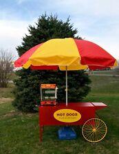 Paragon's Large Hot Dog Cart