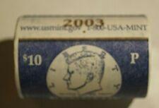 2003-P 50C KENNEDY HALF DOLLAR  US Mint Roll