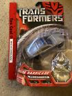 Transformers 2007 Movie Deluxe Class Recon Barricade Saleen S281 Police Car New