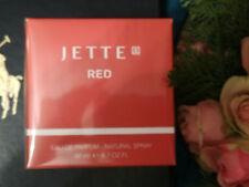 Jette Red, EAU DE PARFUM, natural Spray, 50 ml, OVP, Germany.