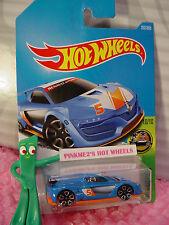 RENAULT SPORT R.S. 01 #252✰blue/orange; 5 ✰HW EXOTICS✰2017 i Hot Wheels case L
