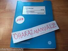 1995 VW Passat Body Collision Repair Service Manual