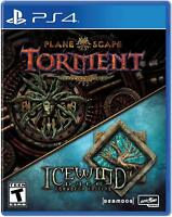 Planescape Torment & Icewind Dale: Enhanced Editions - PlayStation 4 PS4
