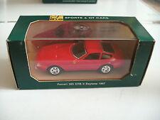 Rio Ferrari 365 GTB4 Daytona 1967 in Red on 1:43 in Box