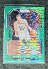 2020-21 Panini Prizm Emerald Wave Gordon Hayward /25 RARE!