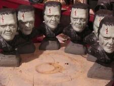 Latex Rubber Recast Rapco Frankenstein Famous Monsters Bust Halloween CandleMold