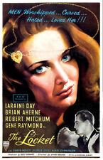 16mm Original Print THE LOCKET Film Noir Laraine Day