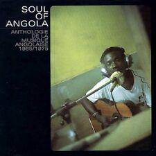Soul of Angola Anthology: 1965-1975 [CD]