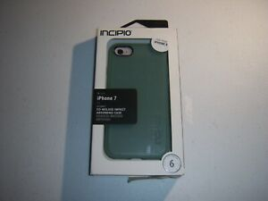 Incipio Octane Case for iPhone 8 / 7 Co-Molded Impact Absorbing Case MINT