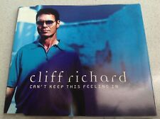 ☆ CLIFF RICHARD ☆ Can´t keep this feeling in Maxi CD MCD Single