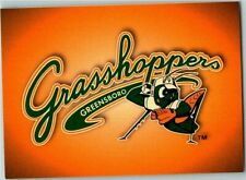 2012 MultiAd Greensboro Grasshoppers Minor League - Pick Choose Your Cards