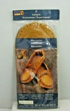 ArtMinds Moccasin Shoes Crafting Kit Size 10/11 Large