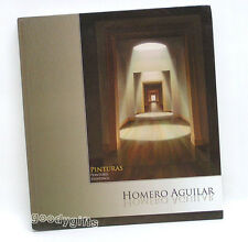 Columbian Artist Homero Aguilar (Rare Book) of His Architectural Paintings