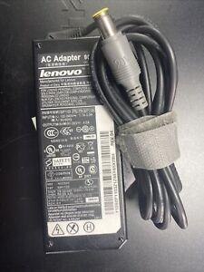 Genuine Lenovo 90w charger 20v 4.5A