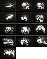 8 mm Film Comedy.6 Kurzfilme Dick u.Doof -Laurel&Hardy vonCastle u.a.Comedy Film